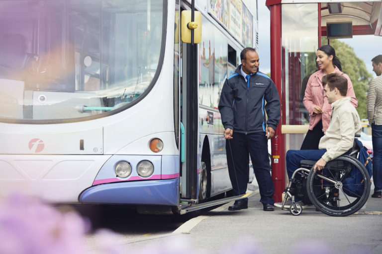 Future Platforms and First Bus: Revolutionary COVID-19 Solution